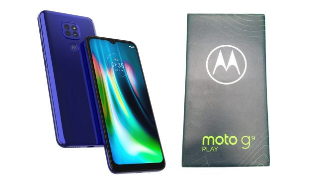 Doe e Concorra – Moto G9 Play
